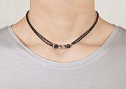 Kowal Outdoorschmuck Herrenhalskette Maskulin I, am Hals getragen, klein