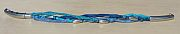 Kowal Outdoorschmuck Armband Blue Sky lang, klein